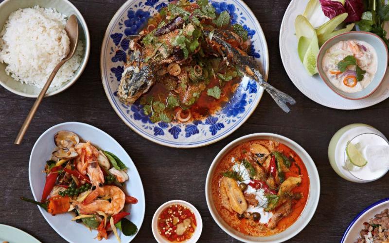 best thai restaurants in London