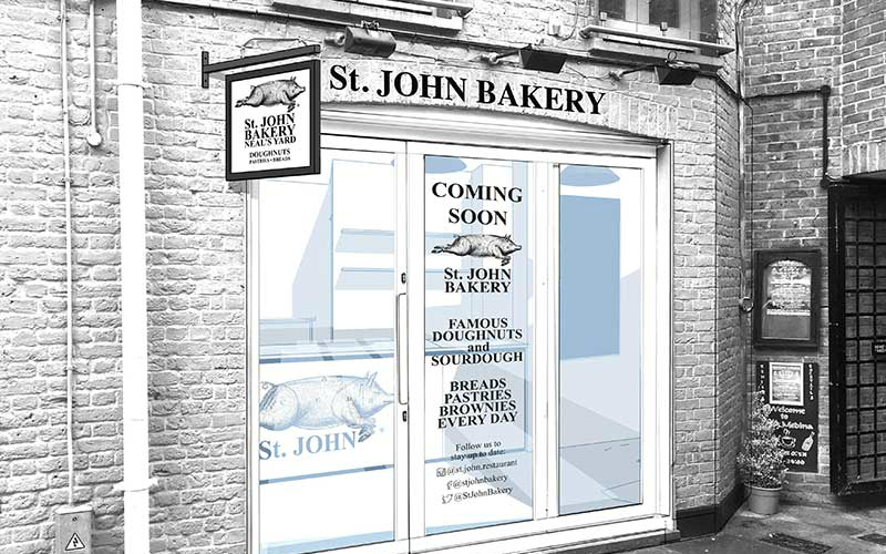 at john bakery