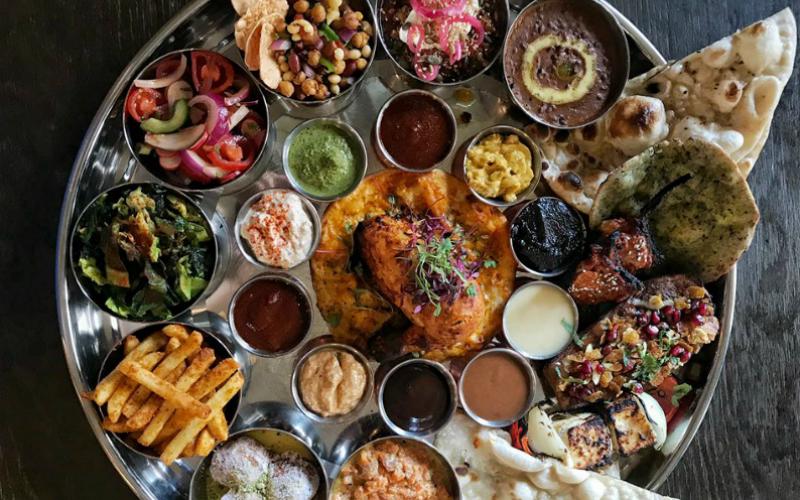 tandoor chop house thali