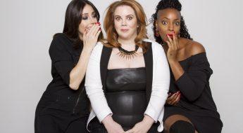 Emma, Harriet & Natalie of Badass Womens Hour