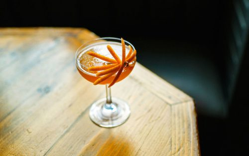 Satans Whiskers Cocktail