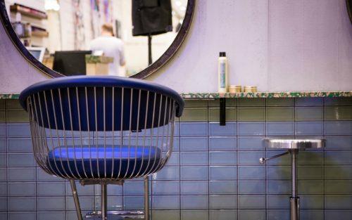 Blue Tit Topshop Chair