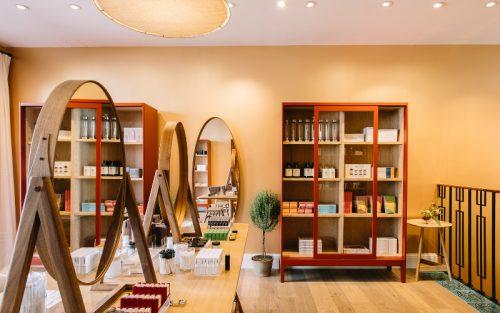 GOOP shop interior