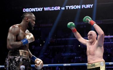 WHERE TO WATCH WILDER vs FURY II