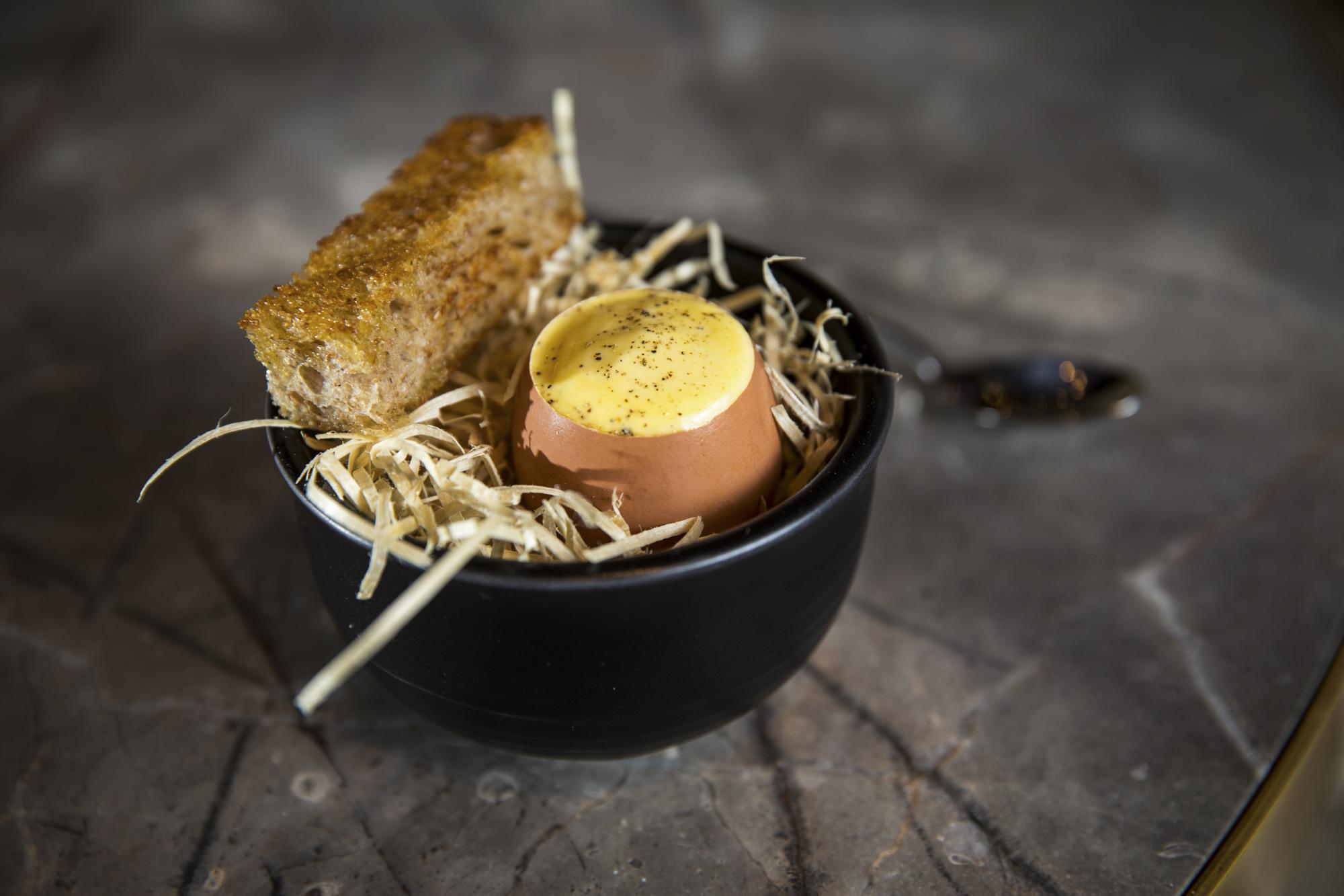 W London - Ben Murphy - Egg & Soldiers (1)