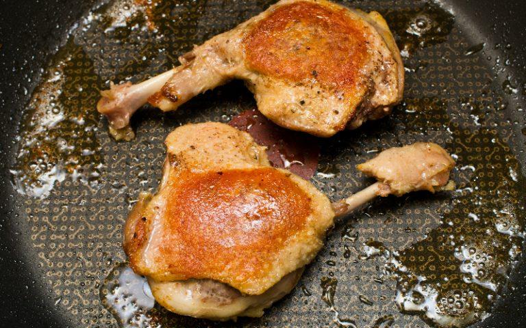 confit duck legs