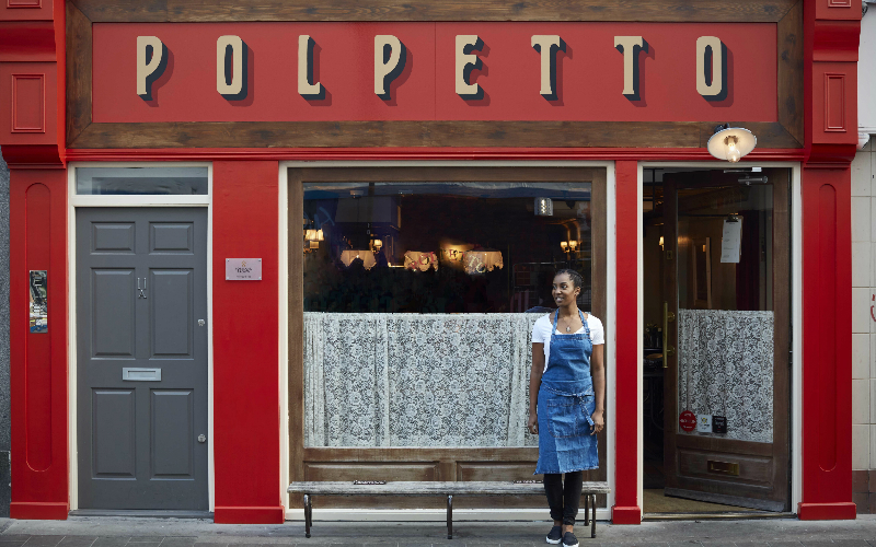 Anthea at Polpetto