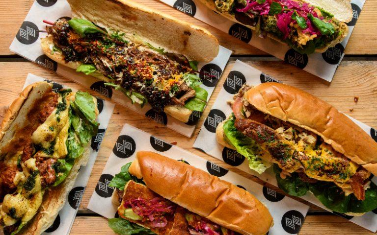Sub Cult sandwiches