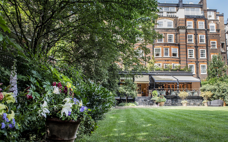 nathan outlaw's siren at the goring