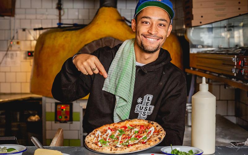 loyle carner yard sale pizza