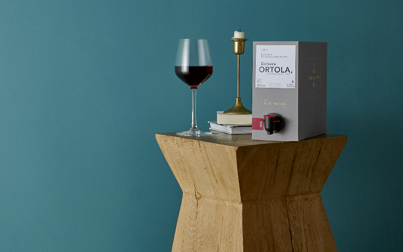 BIB Wine box