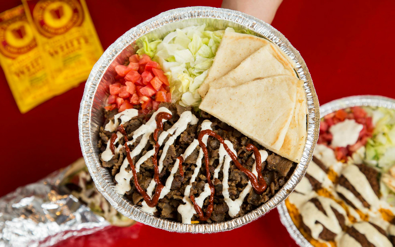 The Halal Guys Opening Site No2  Eat And Drink  London -8332