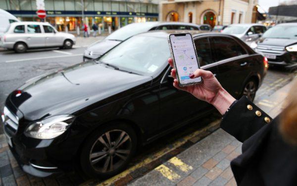 viavan expands across london<br> get £10 off your first ride