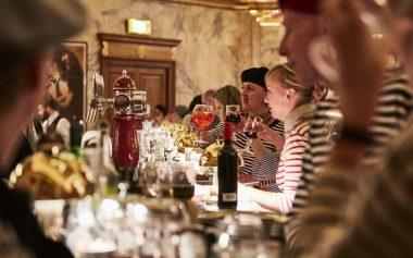 free meal at brasserie zedel