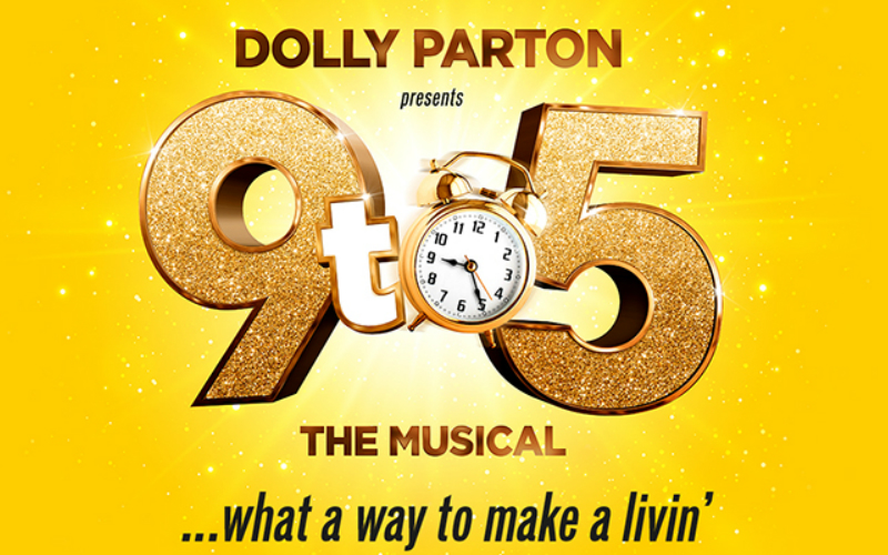 9 to 5 Musical poster