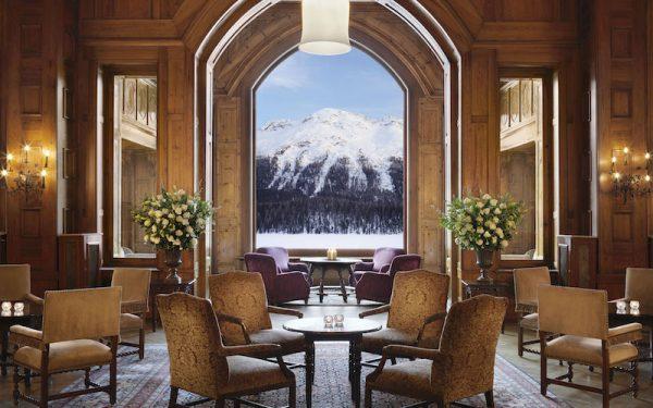 A Winter Ski Escape in St Moritz