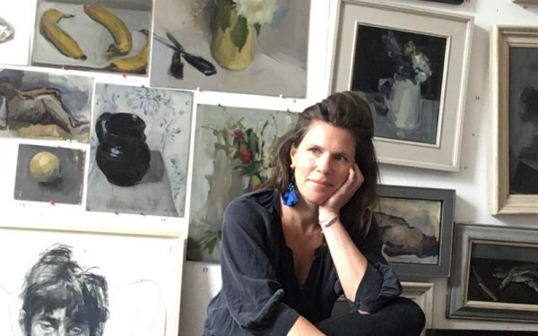 st james's masterclass | still life painting with serena rowe