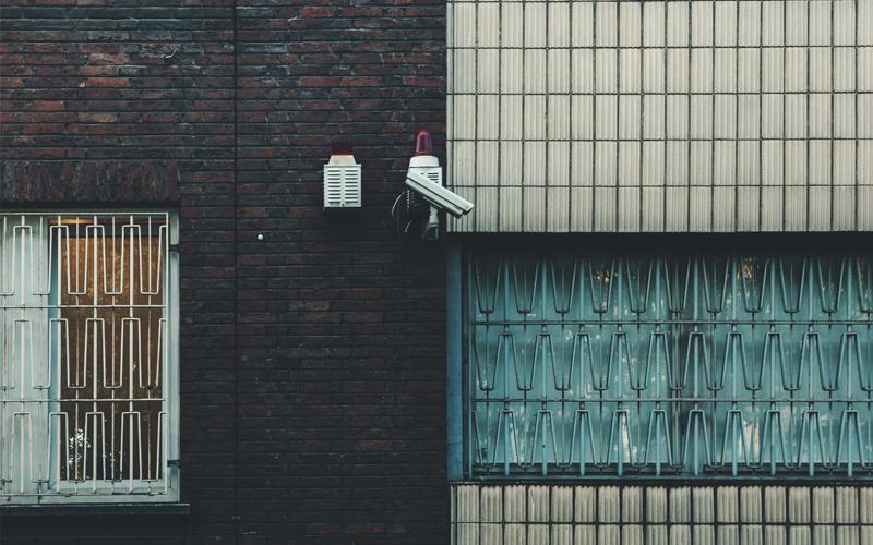 CCTV in a cuty