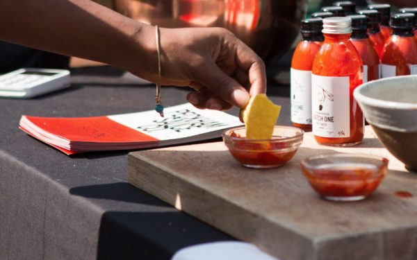A HOT SAUCE CHRISTMAS MARKET IS COMING