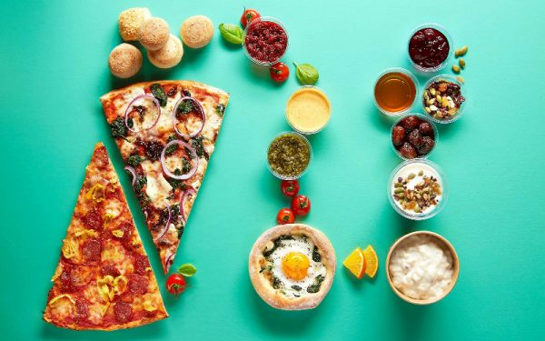 50% OFF FOOD AT ZA BY PIZZAEXPRESS