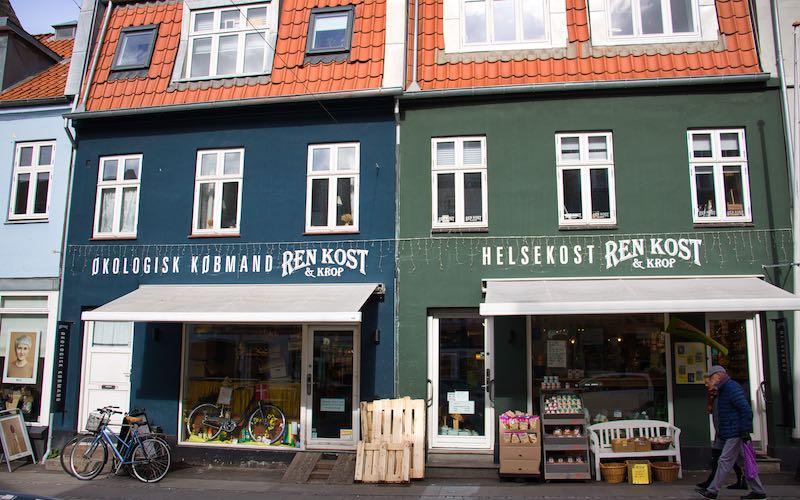 TWO DAYS IN AARHUS, DENMARK