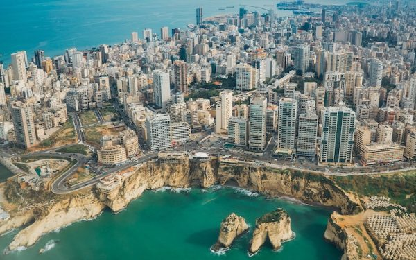Four Days in Beirut