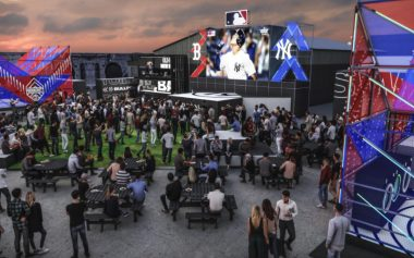 MAJOR LEAGUE BASEBALL IS COMING TO LONDON