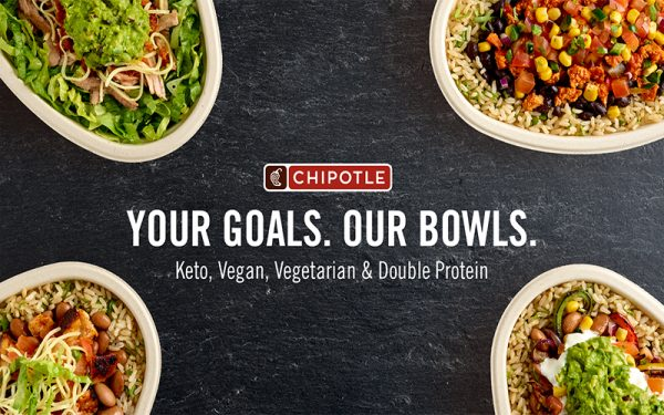 Win a Year's Worth of Chipotle Burrito Bowls