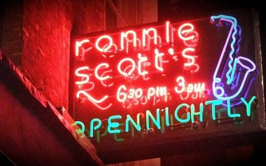 RONNIE SCOTT'S 60TH ANNIVERSARY STREET PARTY