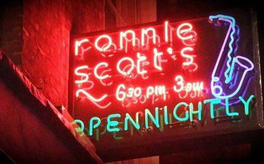 RONNIE SCOTT'S 60TH ANNIVERSARY STREET PARTY