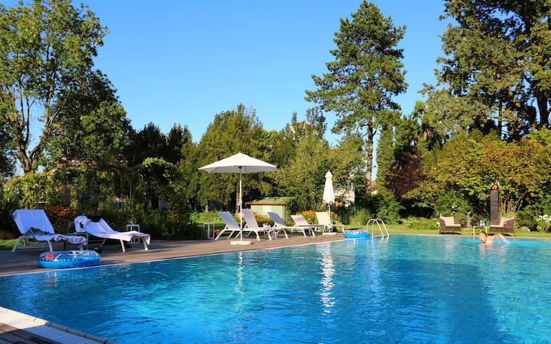 Casa Maria Luigia Pool