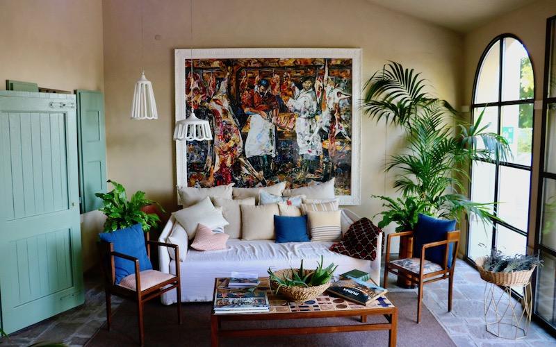 Casa Maria Luigia Lounge