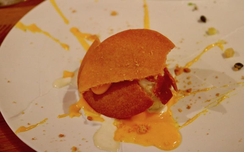 Casa Maria Luigia Lemon Tart