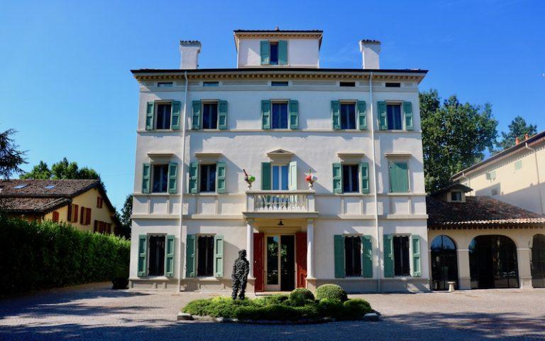 Casa Maria Luigia Front