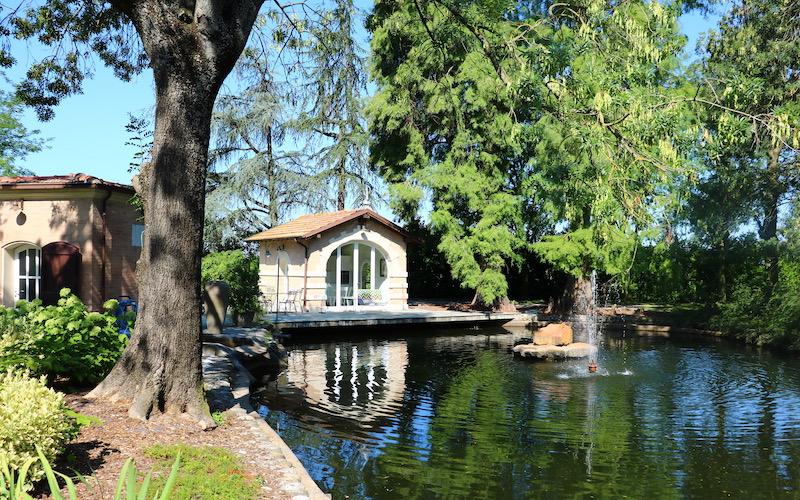 Casa Maria Luigia Lake