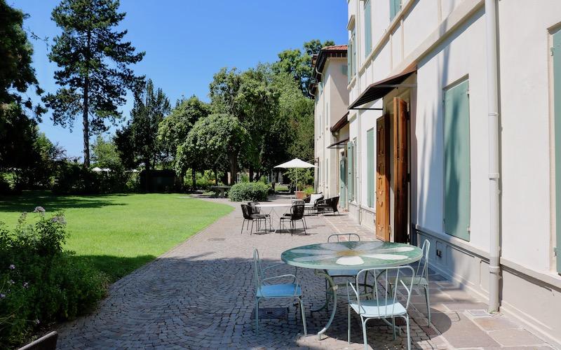 Casa Maria Luigia Grounds