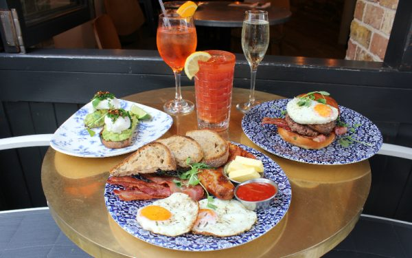 50% OFF BOTTOMLESS BRUNCH AT HACHE