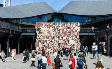 LONDON DESIGN FESTIVAL AT COAL DROPS YARD