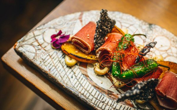UP TO 40% OFF A 9-COURSE TASTING MENU AT GAMMA GAMMA