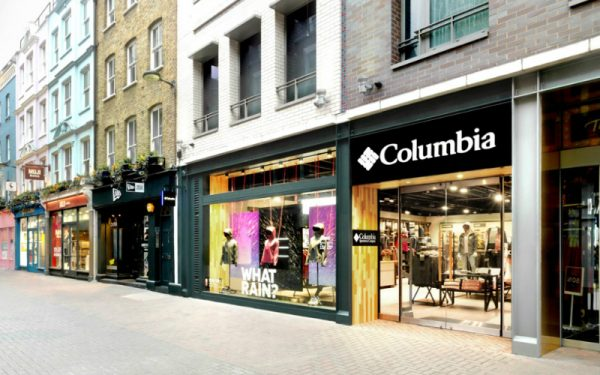 explore the outdoors with columbia carnaby street