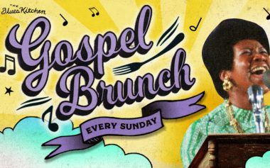 GOSPEL BRUNCH AT THE BLUES KITCHEN
