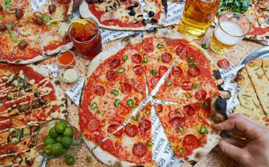 ROMA PIZZA TO OPEN IN SHOREDITCH