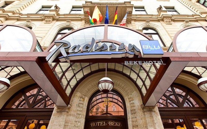 Radisson Blu Budapest