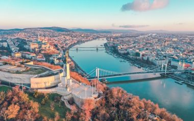 TWO DAYS IN BUDAPEST
