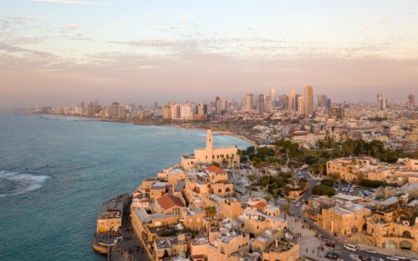 exploring Tel Aviv and Jerusalem