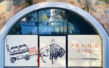 Prairie Fire is Opening in White City