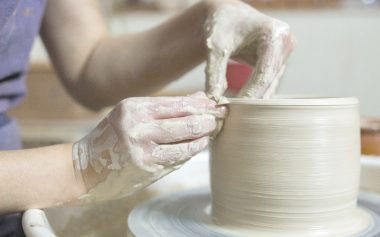 UP TO 40% OFF A POTTERY MASTERCLASS AT TOKEN STUDIO