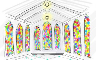 FORTNUM & MASON TO OPEN THE CHAPEL OF LOVE