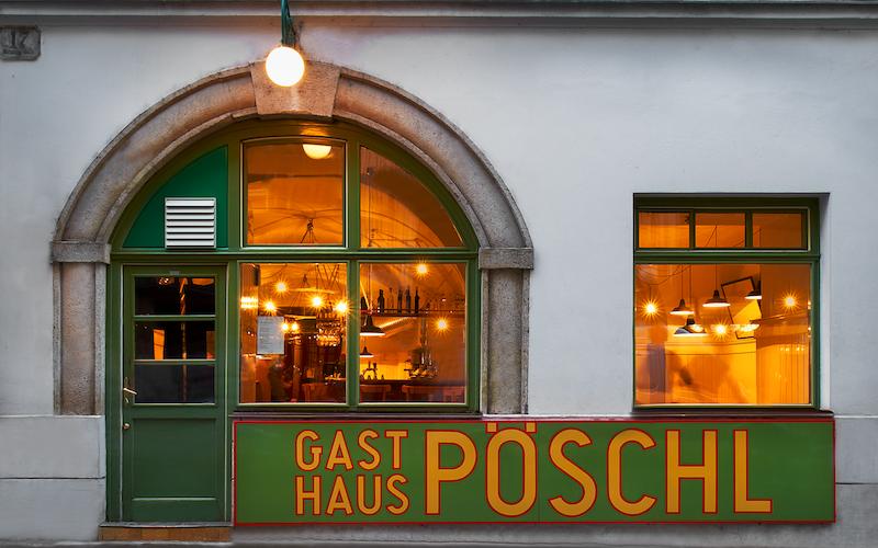 Gasthaus Pöschl