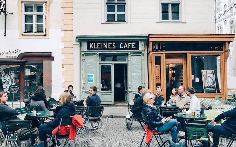 Kleines Café Vienna